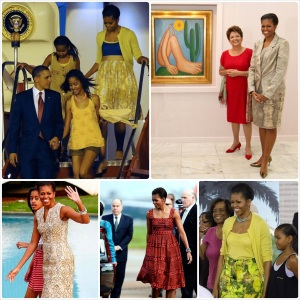michelle obama brasil