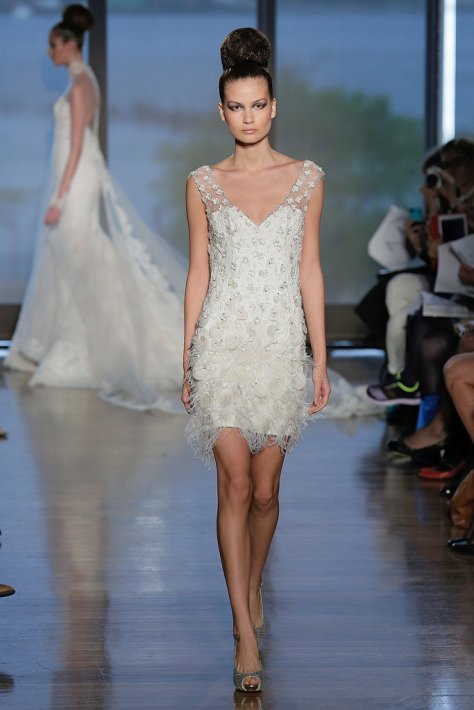 Ines Di Santo-short-Feather-fall 2014