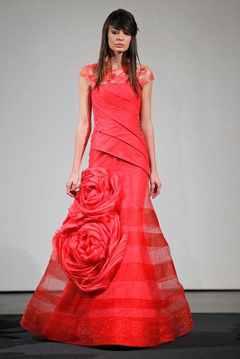 Vera Wang-Roses-fall 2014