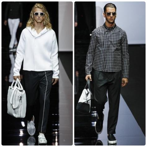 Emporio Armani, Milan Fashion Week