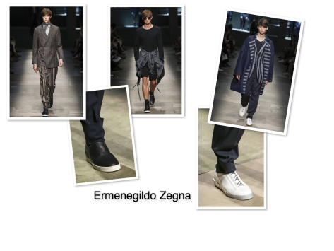 Ermenegildo Zegna, Fashion Week
