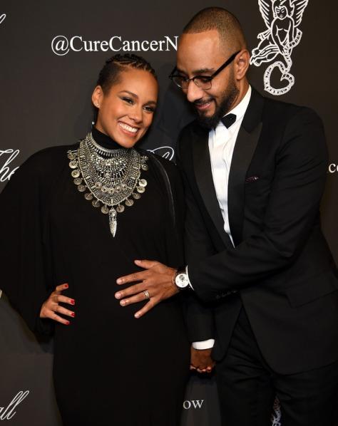 Alicia Keys e Swizz Beatz