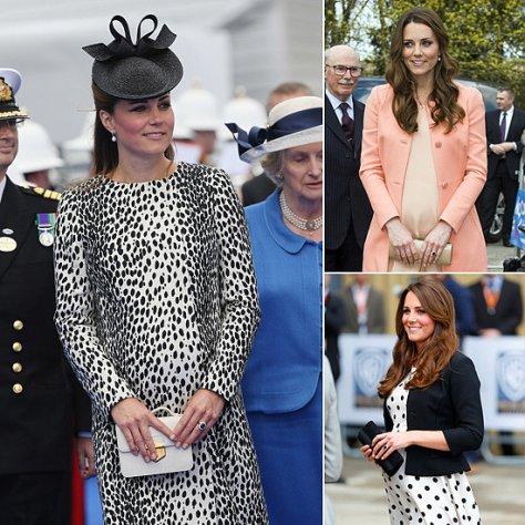 Kate-Middleton-Pregnancy-Style
