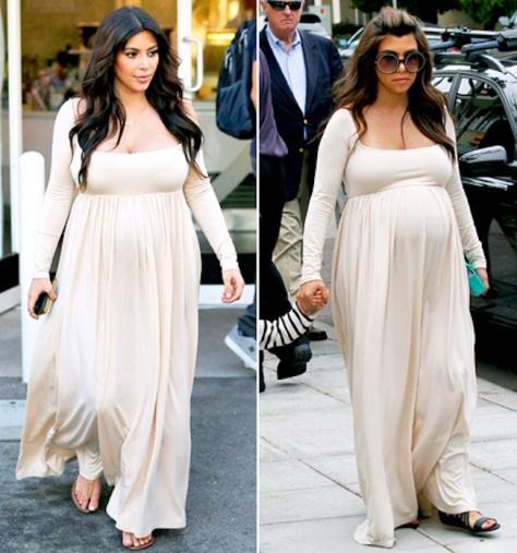 As irmãs Kardashian