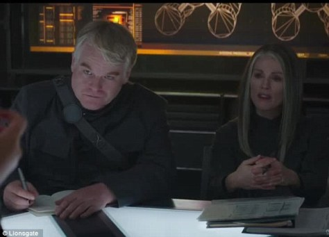 Philip Seymour Hoffman e Julianne Moore em cena