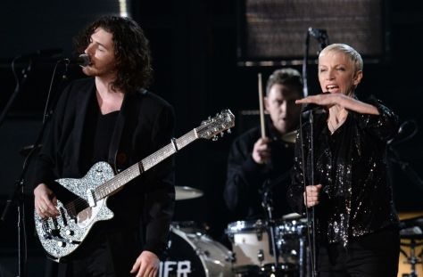 Hozier-and-Annie-Lennox