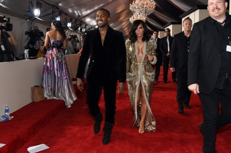kanye-west-and-kim-kardashian-attend-the-57th-annual-grammy-awards
