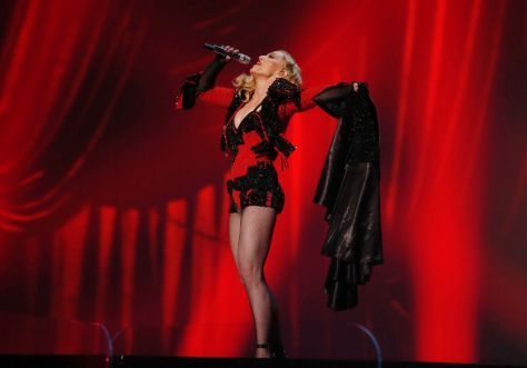 Madonna-performs-Living-for-Love-at-the-57th-annual-Grammy-Awards2