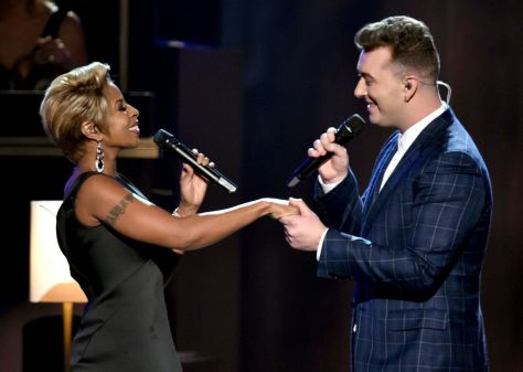 Mary-J-Blige-and-Sam-Smith-perform-onstage-during-The-57th-Annual-GRAMMY-Awards