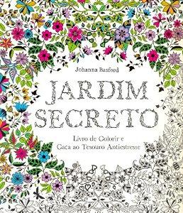 Jardim secreto - capa