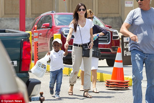 Sandra Bullock-Louis