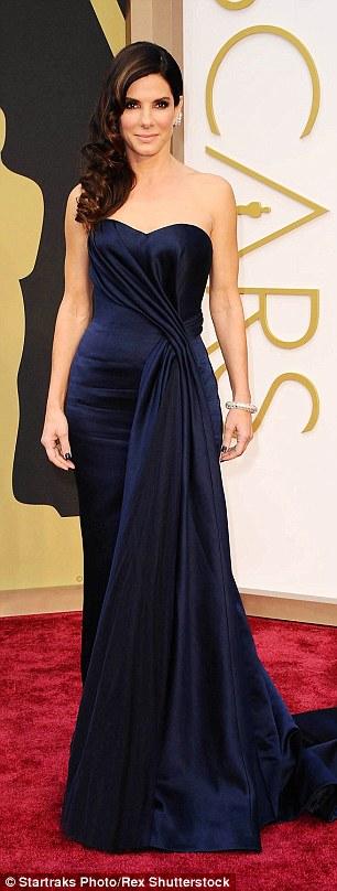 Sandra Bullock-oscar