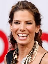 Sandra Bullock - smiles