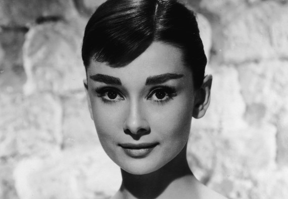 Portrait Of Audrey Hepburn -Getty Images