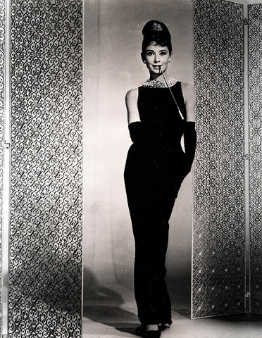 audrey-hepburn-givenchy dress