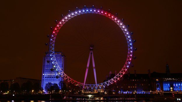 royalbaby-London Eye